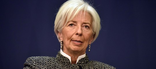 Papa: allo Iorvedrei bene Christine Lagarde