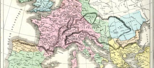 L'Europa che si divide sui migranti è assai simile a quella del Medioevo