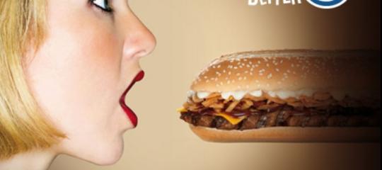 burger king incinte calciatori pubblicità russia