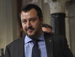 """Salvini a Saviano: """"La mafia si combatte coi fatti, non con le parole"""""""