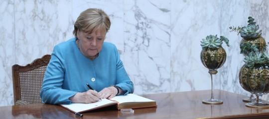 "Migranti: Merkel, ""Nessuna soluzione dal vertice Ue di fine giugno"""