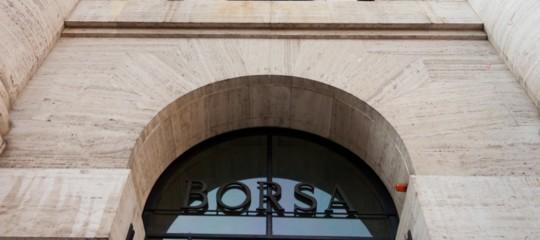 Borsa: chiude in rialzo, Ftse Mib +0,99%