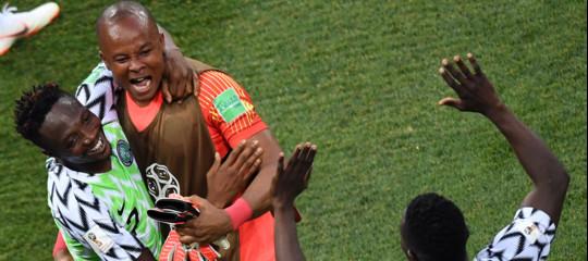 Mondiali: la Nigeria batte l'Islanda e apre uno spiraglio per l'Argentina