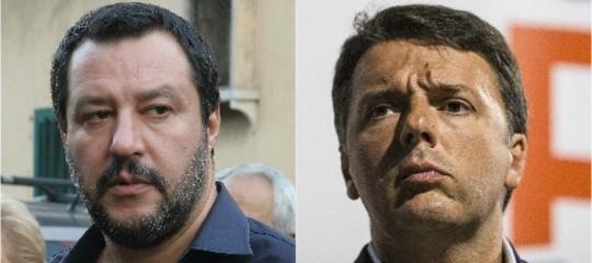 Ma Salvini finirà comeRenzi? Se lo chiede ilGuardian