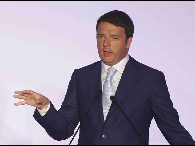 PM Renzi presents strategic projects worth EUR 1. 4 billion