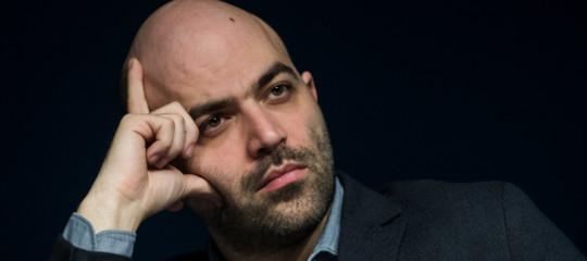 Governo: Saviano, M5Sstampella di un partito xenofobo; Salvini restituisca rimborsi allo Stato