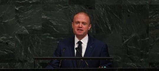 """Migranti: premier Malta, """"non accettiamo ordini dall'Italia"""""""
