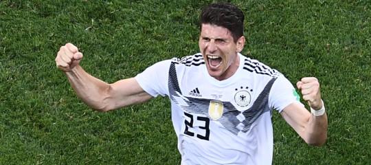 Mondiali: Kroos salva la Germania al 95', 2-1 alla Svezia