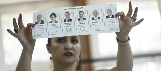 Turchia: 22% schede scrutinate, Erdoganha il 59,12%