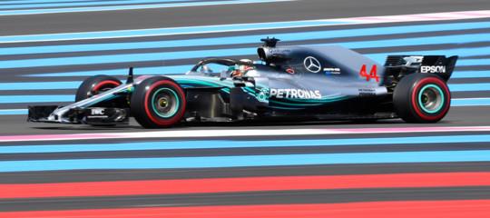 F1: in Francia vince Hamilton, terzo Raikkonen, quinto Vettel