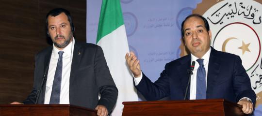 """Migranti: vice premier Libia, """"No a hotspot da noi"""""""