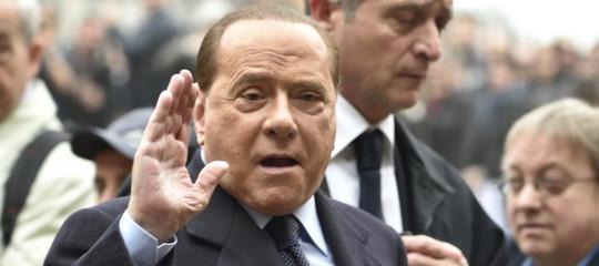 """Ballottaggi, Berlusconi: """"Voto al M5s frutto di una protesta emotiva"""""""