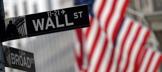 Wall Street: avvio in calo, pesano tensioni commerciali