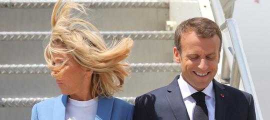 Cosa viene a fareMacrona Roma nel momento di massima tensione tra Italia e Francia