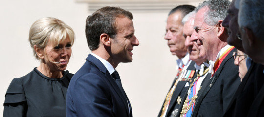 Macron: colazione con presidente Sant'Egidio, poi l'arrivo in Vaticano