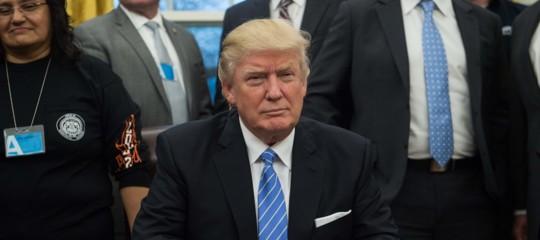 Trump: pronti a breve i dazi sulle auto europee