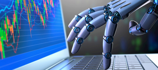 L'intelligenza artificiale scriverà anche note di analisi finanziaria