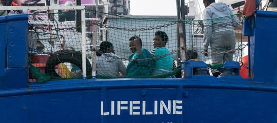 Migranti:Lifelinetwitta, 'non ci fanno entrare in acque maltesi'
