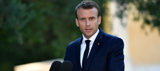"Macron: la naveLifelineha agito ""contro tutte le regole"""