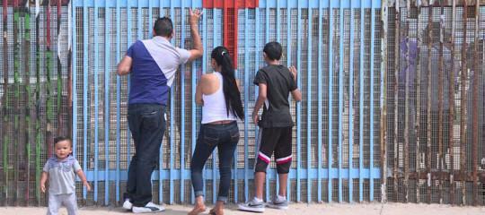Usa: tribunale ordina di riunire le famiglie di migranti separate