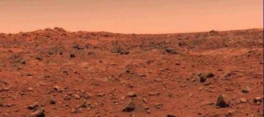 Su Marte il tramonto è azzurro. Ecco le immagini