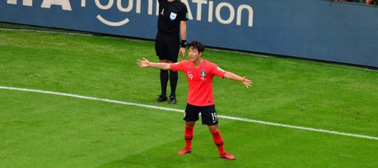 Mondiali: la Corea del Sud batte la Germania 2-0 ed elimina i campioni del mondo
