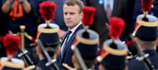 Quali nazioni faranno parte dell'esercito europeo (l'Italia no)