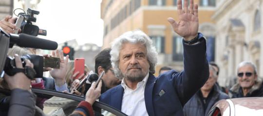 Grillo lancial'idea:'Senato dei cittadini' estratto a sorte