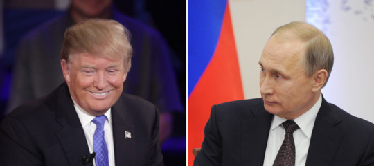 Usa-Russia: vertice Trump-Putin il 16 luglio a Helsinki