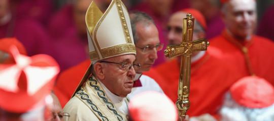 "Papa ai cardinali: ""No a intrighi di palazzo"""