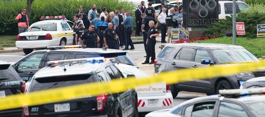 Assalto ad un giornale locale negli Usa, almeno 5 morti