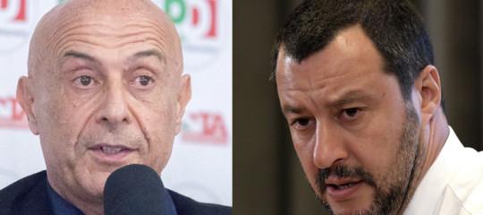 Quanto è pieno il bicchiere dell'Italia dopo il vertice Ue secondoMinnitie Salvini