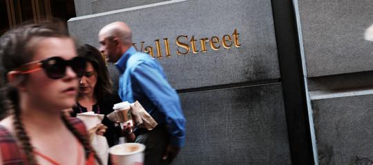 Wall Street: avvio in rialzo, Dow Jones +0,52%