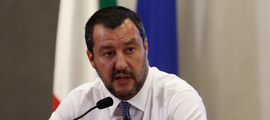"Migranti: Salvini stoppa nave spagnola Open Arms:""Mai in Italia"""