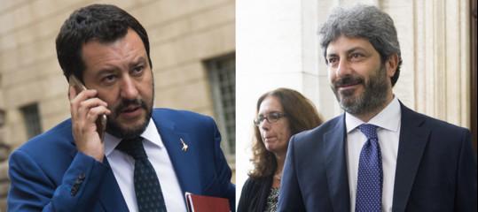 """Sui migranti Fico sfida Salvini: """"Io i porti non li chiuderei. Da Ong lavoro straordinario"""""""