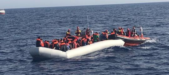 L'Ong OpenArmsha accusato l'italia per la morte di 100 migranti al largo della Libia