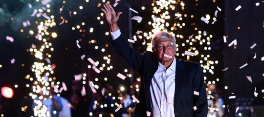 L'effettoTrumpin Messico favorisce il candidato populista Obrador