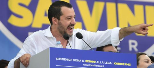 Cos'è la Lega delle Leghe che Salvini vuol lanciare prima delle europee