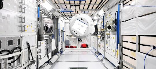 gelato stazione spaziale