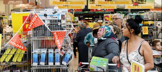 Nella guerra dei supermercati sta per irrompereAmazon