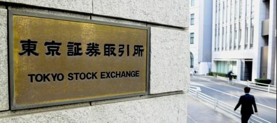 Borsa Tokyo: chiusura in flessione, Nikkei a -0,12%