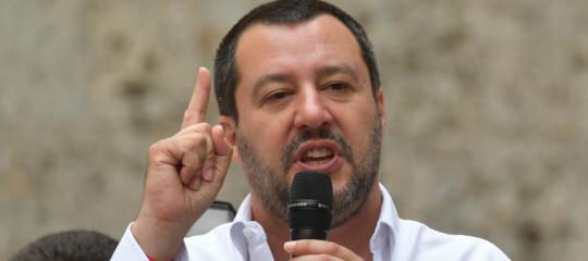 Salvini: quella della Cassazione è una sentenza politica