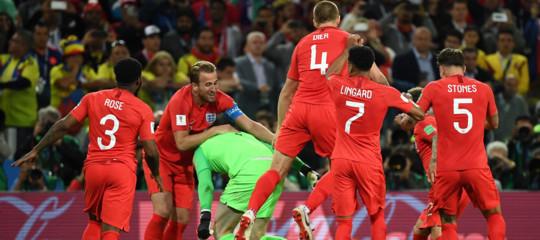 Mondiali: Inghilterra avanti ai rigori, sfiderà la Svezia