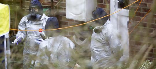 "Gb: due intossicati da ""sostanza sconosciuta"" a Salisbury, indaga l'antiterrorismo"