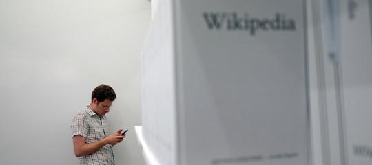 wikipediasbloccata diritto autore