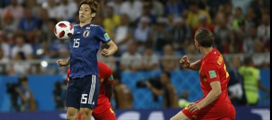 Cosa dice a noi italiani lo spogliatoio del Giappone dopo l'eliminazione ai Mondiali