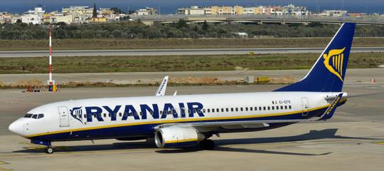 Ryanair: il 25 luglio voli a terra, sciopero dei piloti in Italia