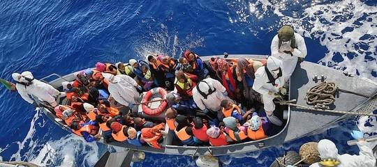 migranti immigrati decreto flussi boerisalvini pensioni