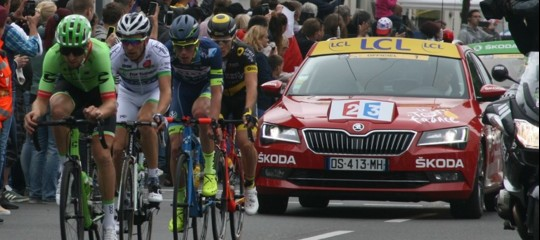 tour de france chris froome vincenzo nibali