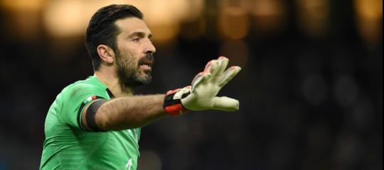 Calcio: è ufficiale, Gigi Buffon è un giocatore delParis Saint Germain